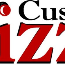 Logo Custom Pizza